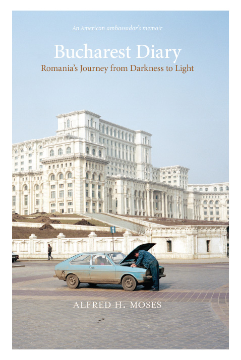 Bucharest Diary book cover